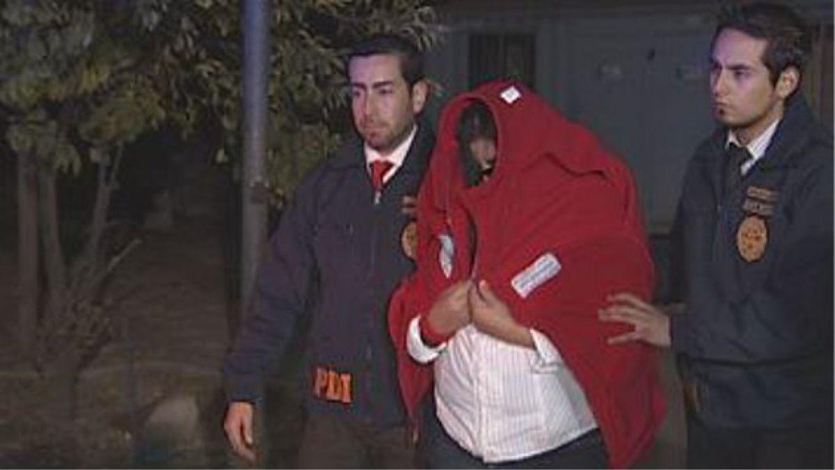 Detienen a mujer imputada de maltrato infantil en La Pintana
