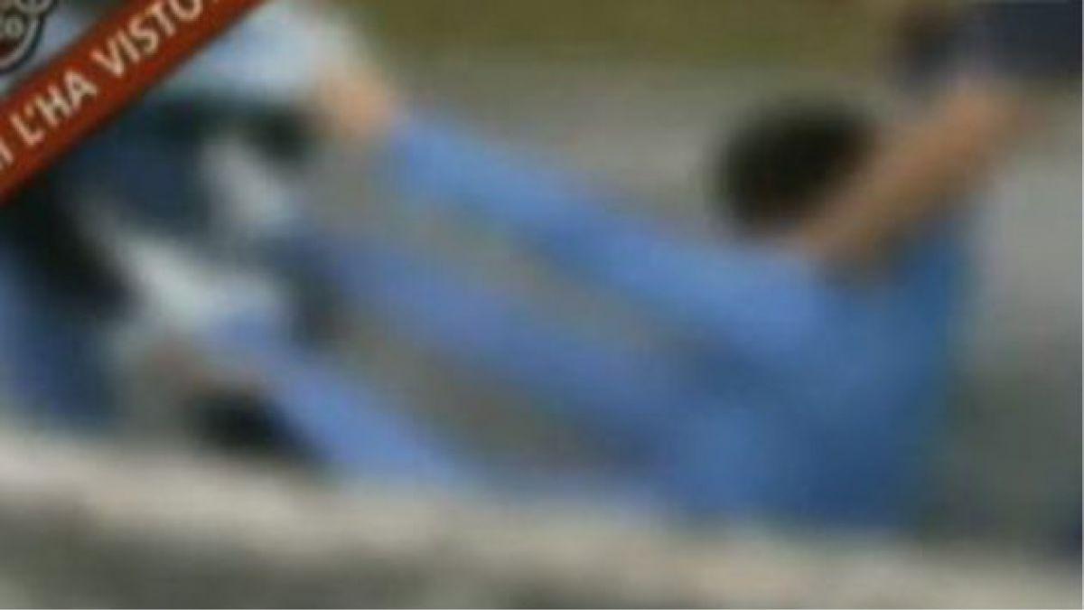Indignación en Italia por uso de fuerza policial en un niño