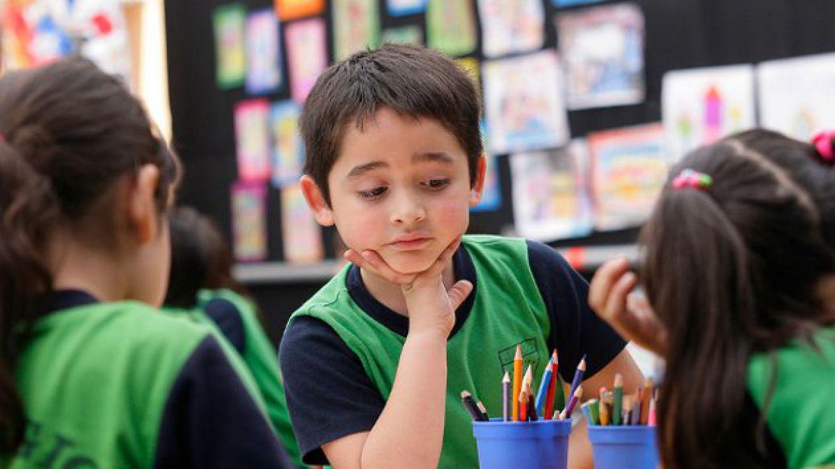 Prueba PISA: Niños con educación parvularia registraron mejores resultados
