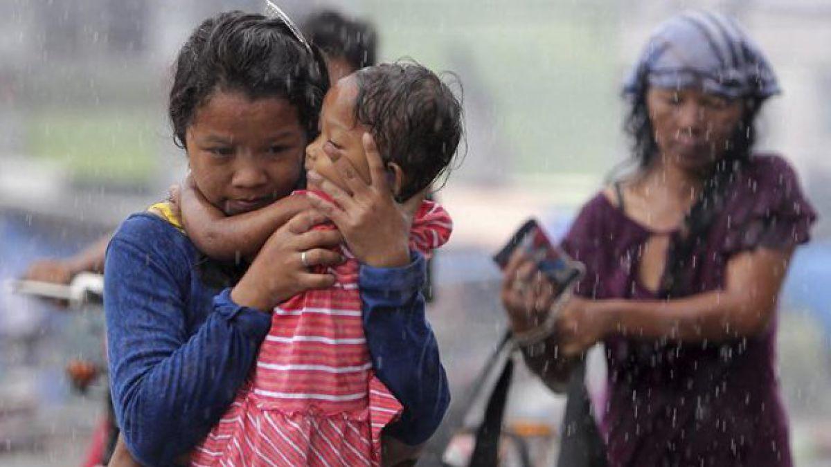 Unicef recauda fondos en ayuda de niños afectados por tifón Haiyan
