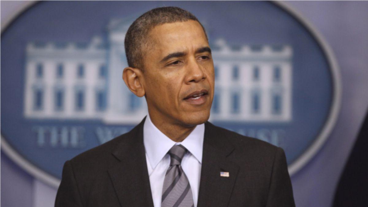 Barack Obama afirma que referéndum violaría soberanía de Ucrania