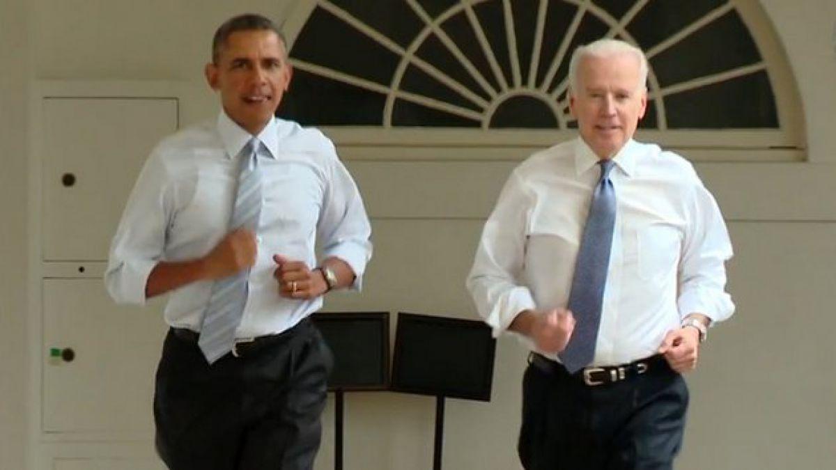 Así ejercita el presidente Obama en la Casa Blanca