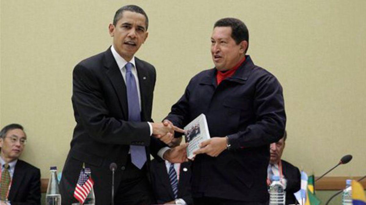 Disminuyen las posibilidades de un encuentro Obama-Chávez en Cumbre de las Américas
