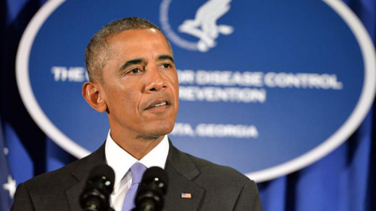 """Obama afirma que el virus del Ébola """"está fuera de control"""" en África"""