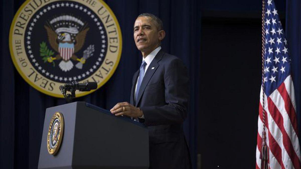 Obama anuncia nuevas sanciones contra funcionarios rusos por intervención en Crimea