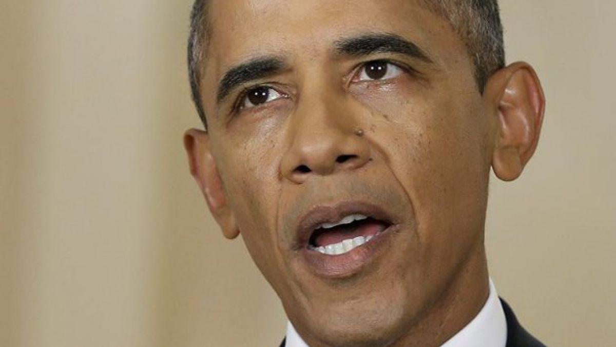Obama asegura que ataque limitado en Siria daría fuerte mensaje