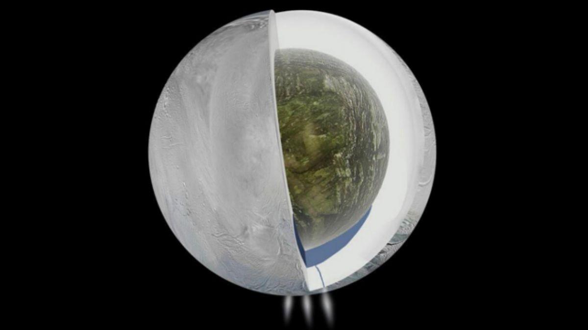 """Descubren """"océano gigante"""" dentro de la Tierra"""