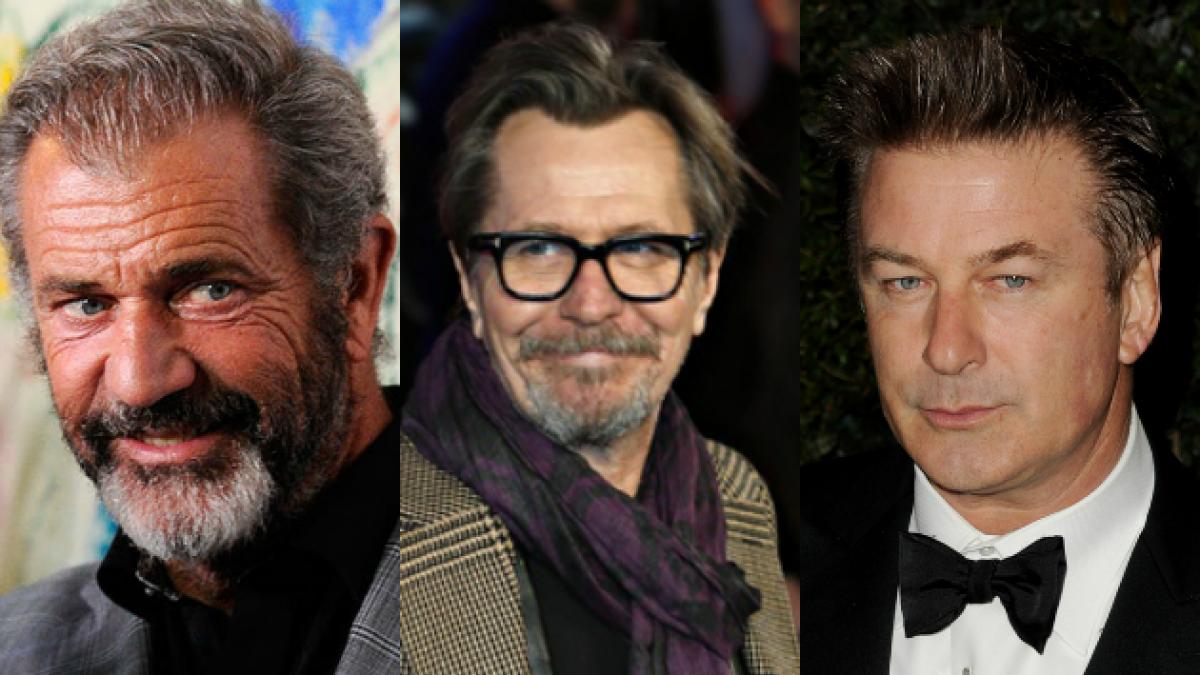 Gary Oldman desata polémica por defensa a Mel Gibson y Alec Baldwin