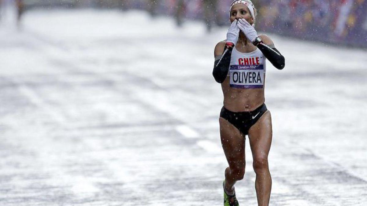 [JJ.OO.] Olivera y Romero cumplen en maratón