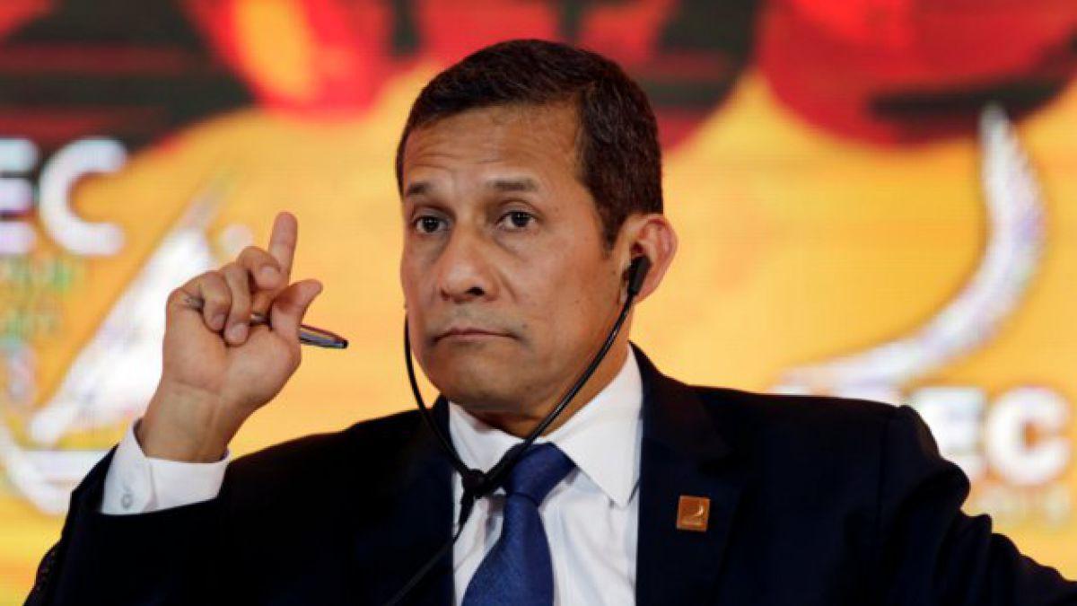Ollanta Humala cita a su gabinete para escuchar fallo de La Haya
