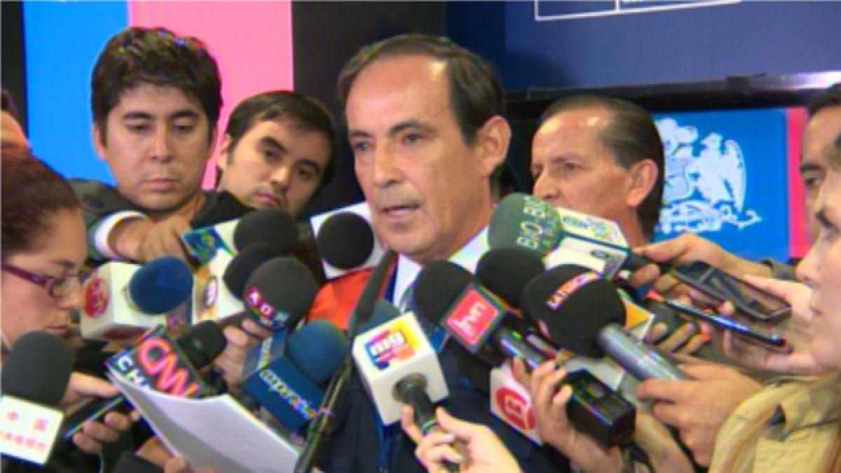 Director de Onemi entrega nuevo balance de situación en el norte del país