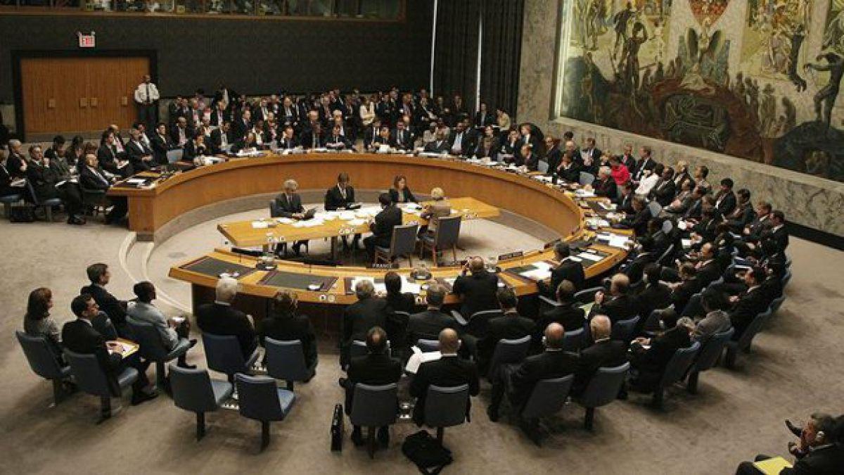 Asamblea General de la ONU vota hoy el ingreso de Chile a Consejo de Seguridad