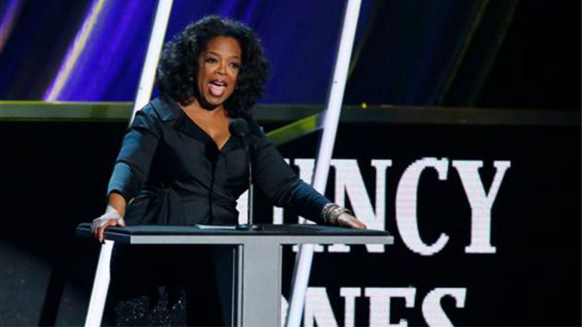 Forbes: Oprah Winfrey es la celebridad más poderosa del mundo