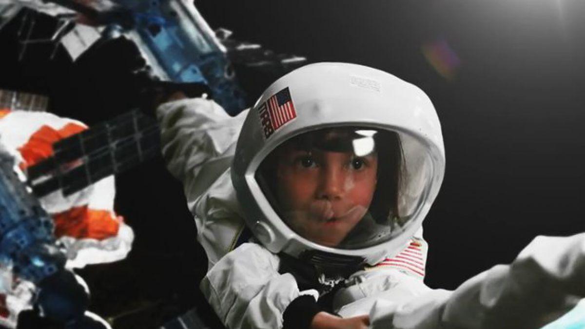Niños recrean escenas de las películas nominadas al Oscar