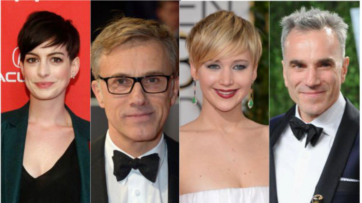 Los presentadores confirmados para los Premios Oscar
