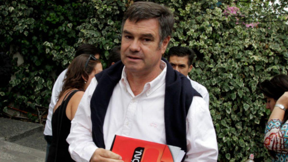 Senador Ossandón acusa intervención de Piñera en negociación por reforma al binominal
