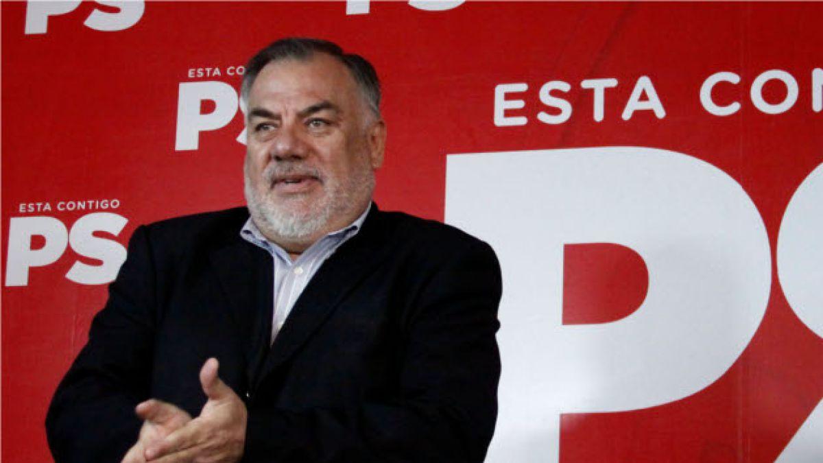Parlamentarias: Timonel PS niega presiones del comando de Bachelet