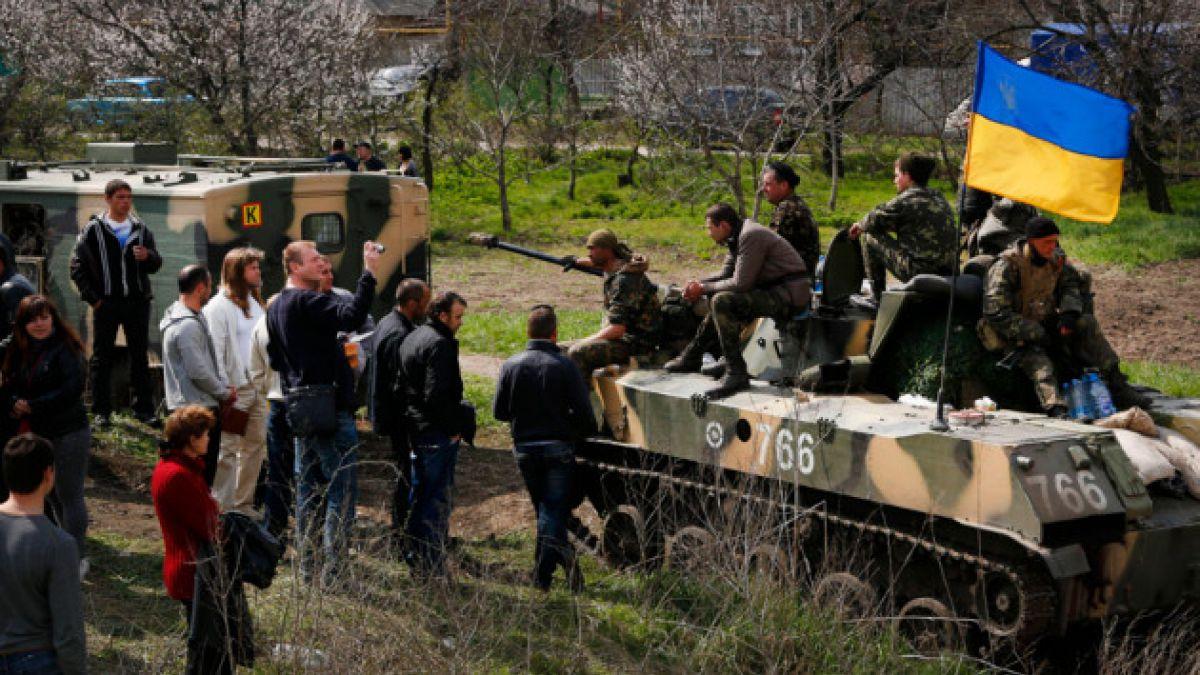 """OTAN anuncia refuerzo """"inmediato"""" por aire, mar y tierra para el este de Europa"""