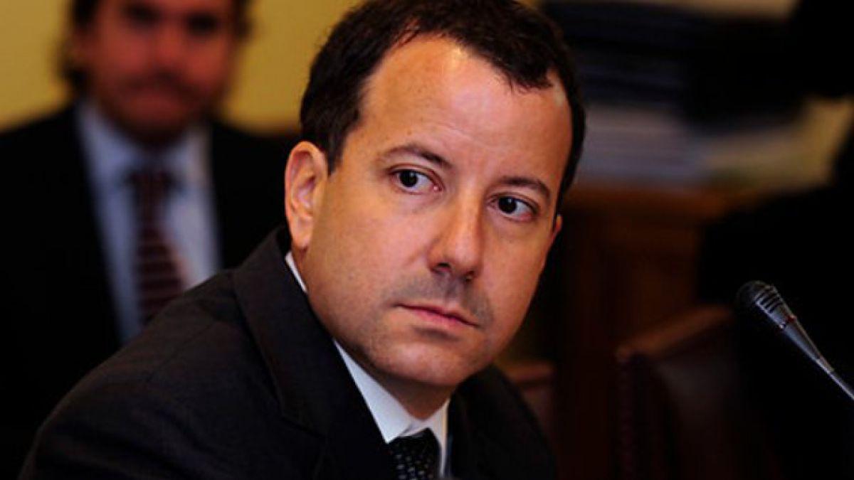 Pablo García cuestiona pesimismo y recalca que la economía chilena está fundamentalmente sana