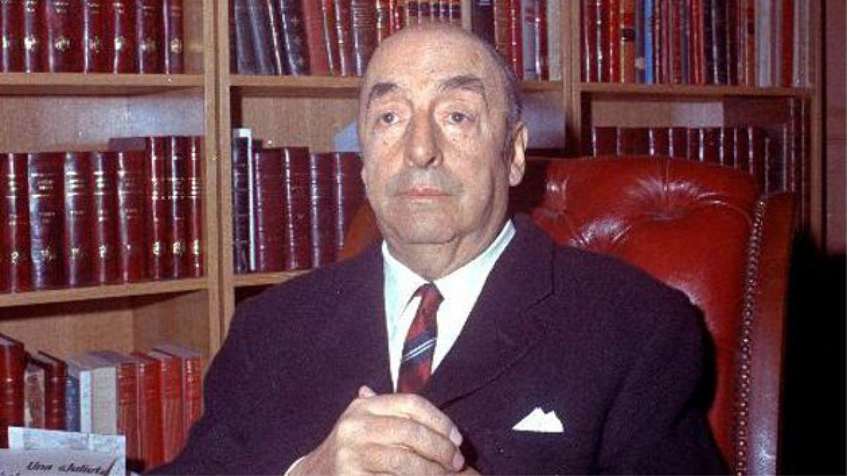 Alcalde español menosprecia obra del poeta y Nobel de Literatura Pablo Neruda