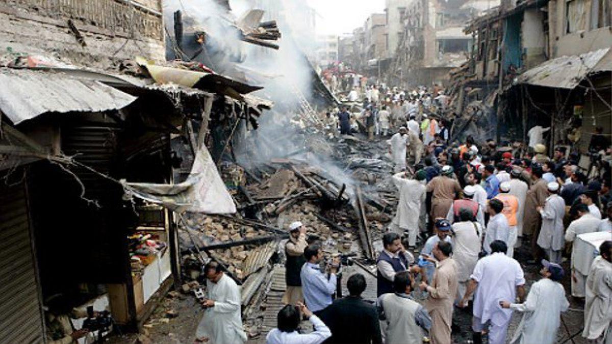 Explosión en el noroeste de Pakistán deja al menos 6 fallecidos