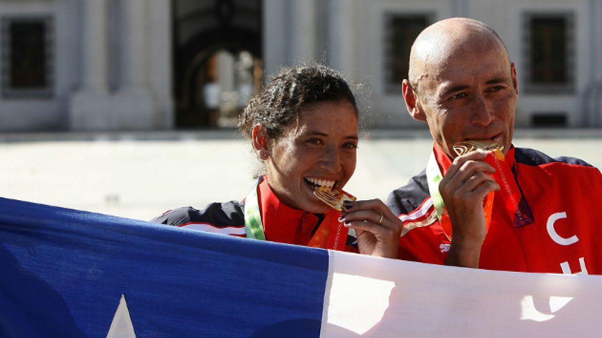 Acusan errores de procedimiento en control antidopaje a ciclista chilena Paola Muñoz