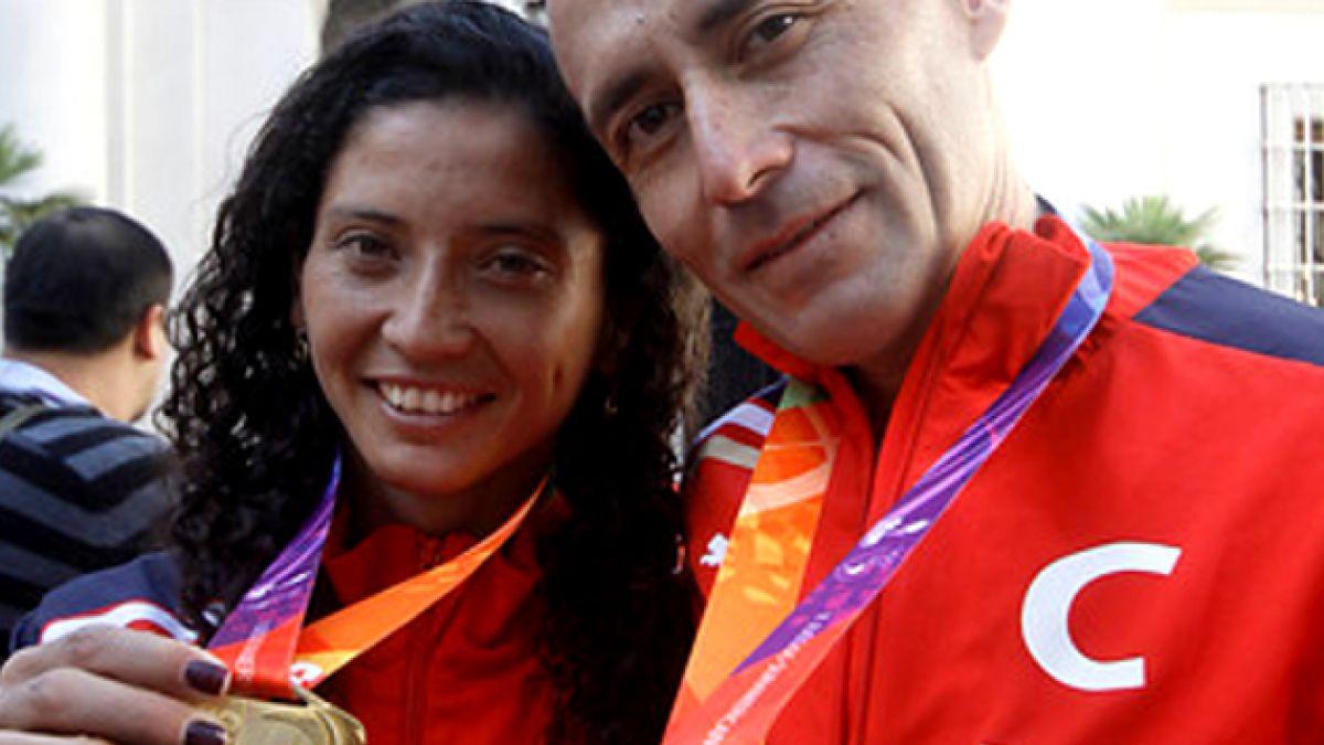 Ciclista Paola Muñoz da positivo en examen antidoping en los Odesur 2014