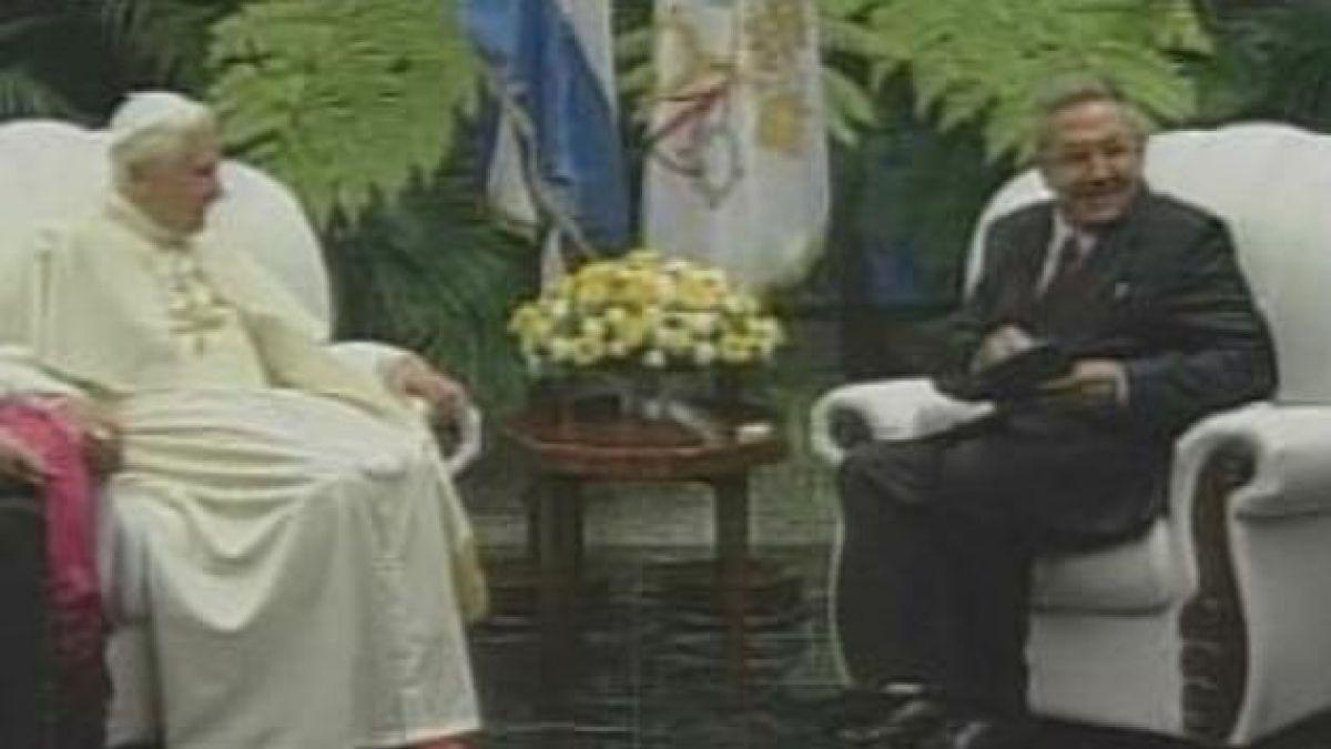 Raúl Castro decretó que el Viernes Santo será feriado en Cuba