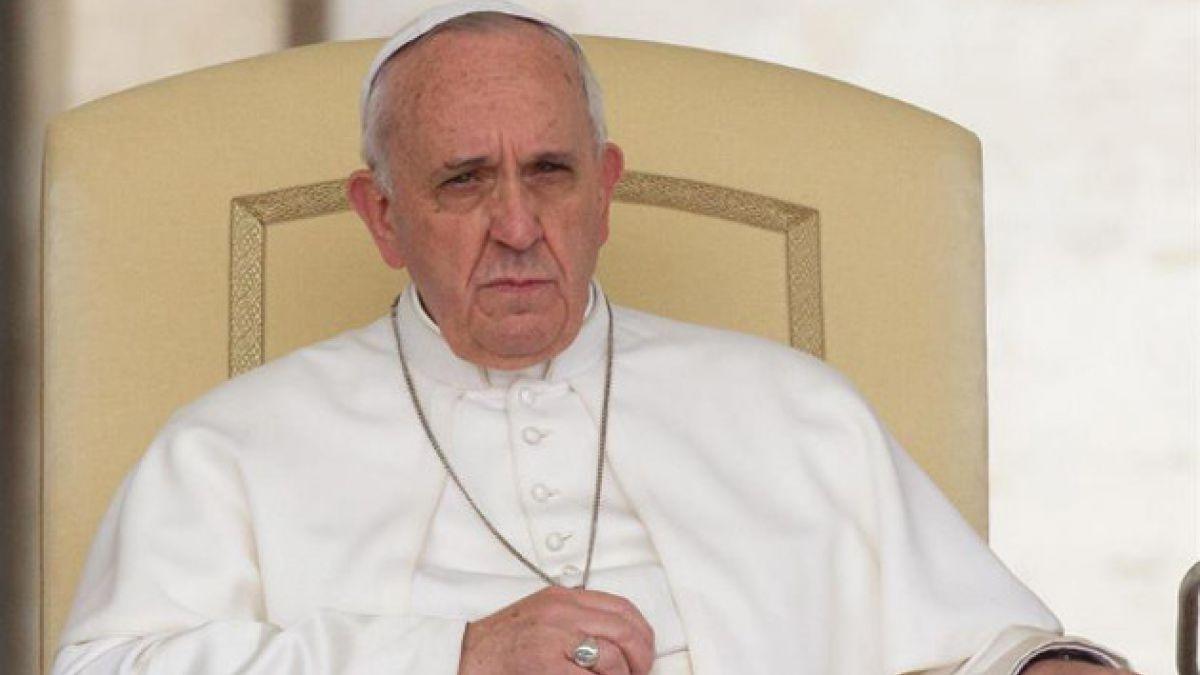 Papa se reúne con 4 ex prostitutas antes de conferencia sobre trata de personas