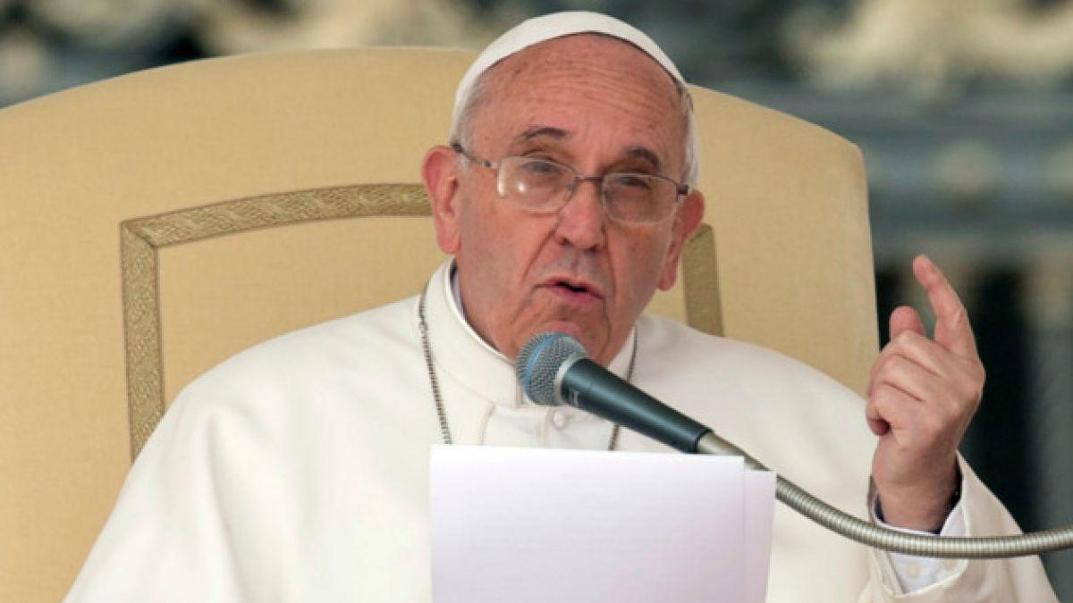 Papa Francisco pide ayuda para los chilenos afectados por terremoto