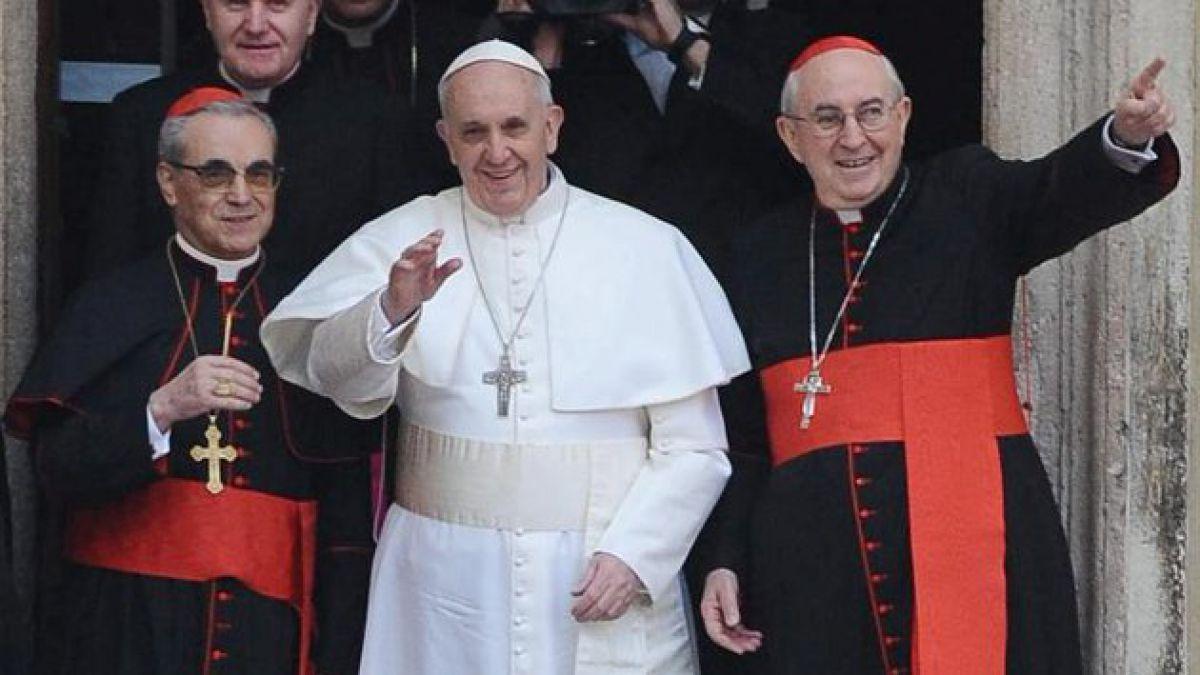 Papa Francisco llamó a no dejarse seducir por ídolos pasajeros