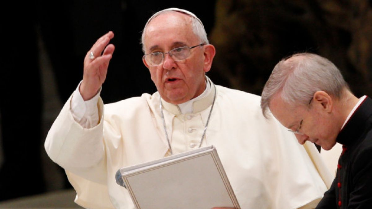 Papa Francisco escoge lucha contra la esclavitud como tema para Jornada Mundial de la Paz