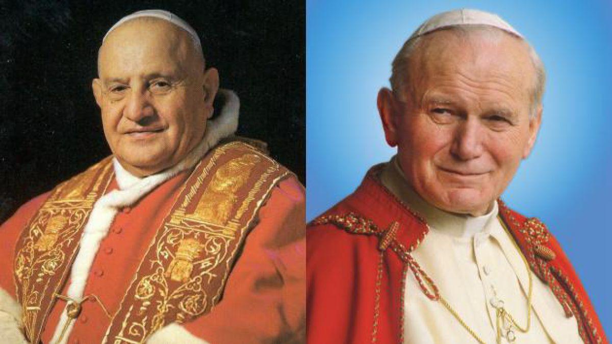 Juan XXIII y Juan Pablo II: seis claves que definen a los nuevos santos católicos