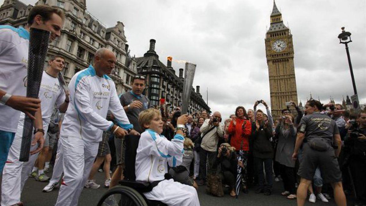 Hoy comienzan los Juegos Paralímpicos en Londres