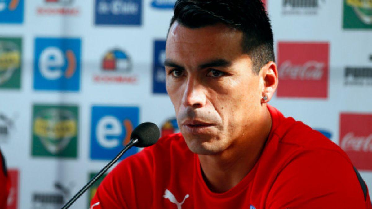 """Paredes: La Roja """"tiene armas para jugarles de igual a igual"""" a España y Holanda"""