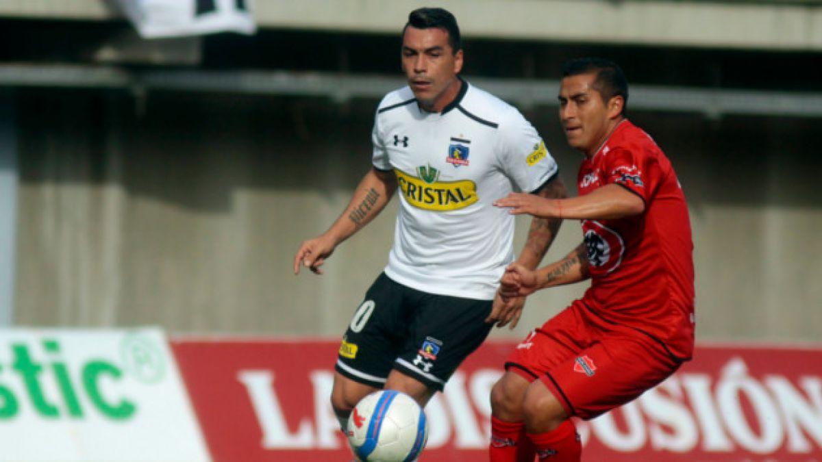 FIFA destaca increíble desempeño de Esteban Paredes en Colo Colo