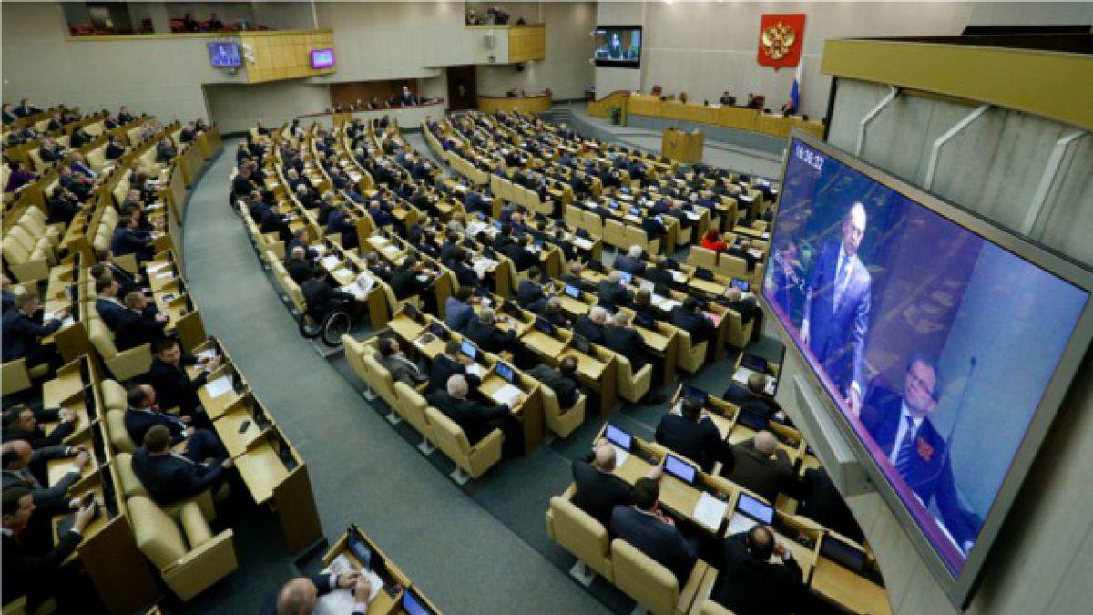 Parlamento de Rusia confirma tratado de anexión de Crimea