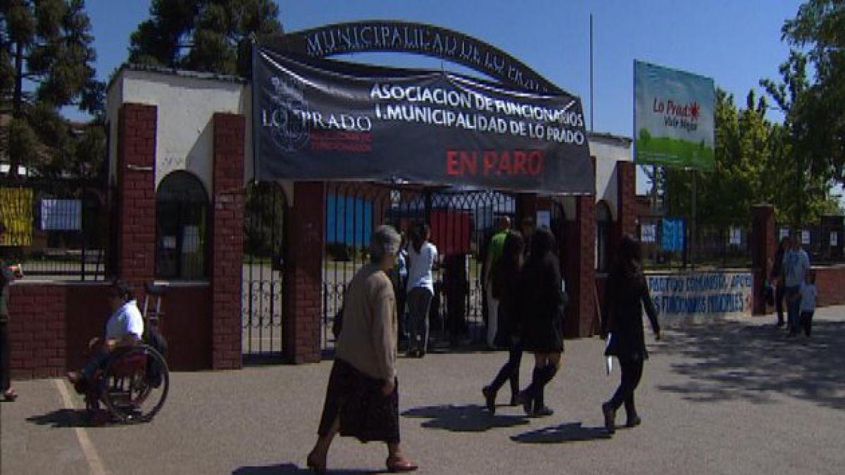 Trabajadores del Ministerio Público inician paro indefinido de actividades