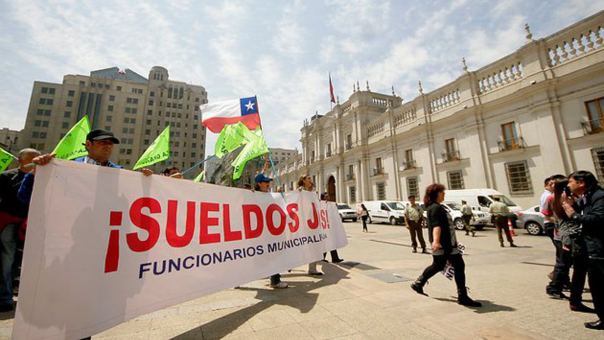 Paro municipal: Este viernes se realizará reunión para destrabar conflicto
