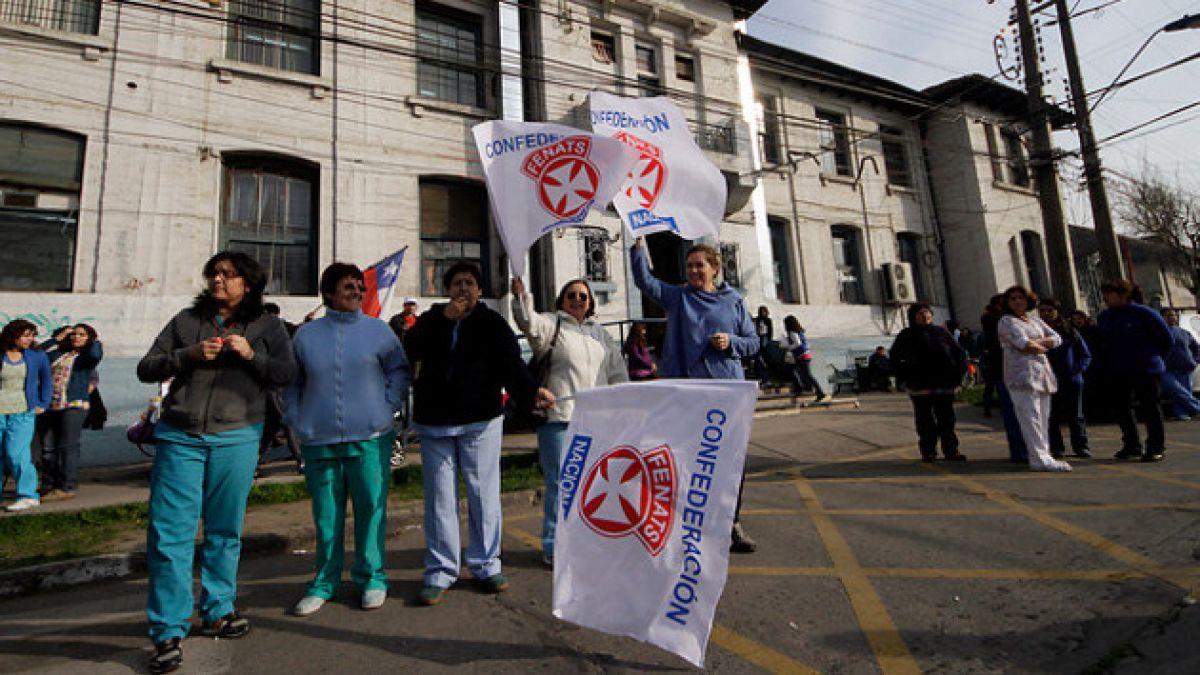 Trabajadores de la Salud inician nuevo paro nacional
