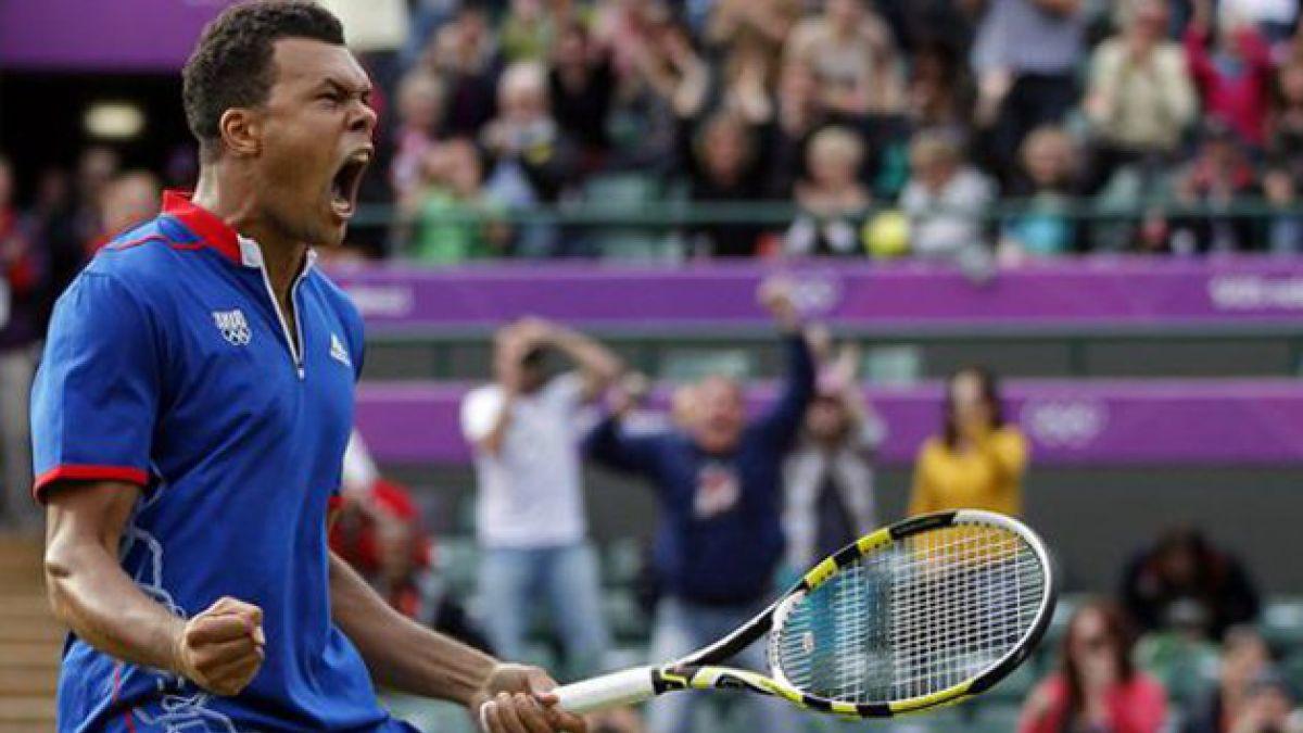 [JJ.OO.] Francés gana partido más largo en historia de tenis