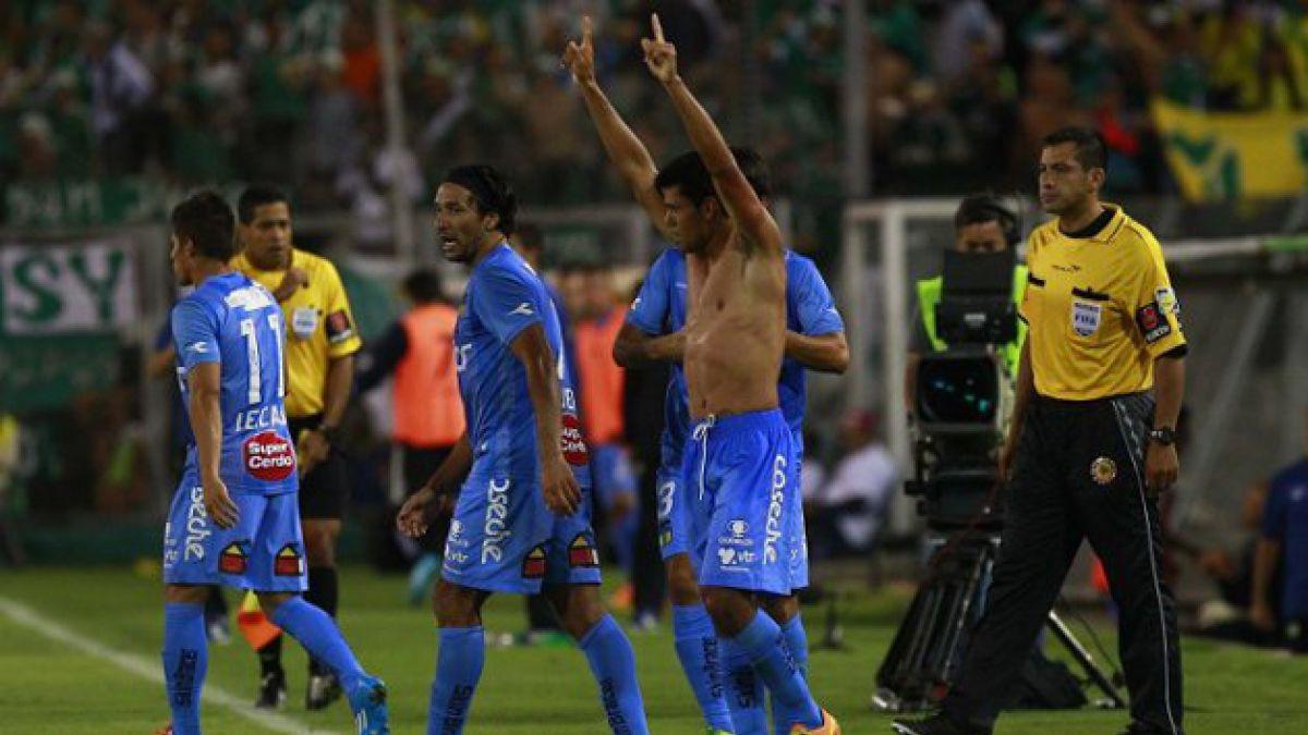 OHiggins venció a Deportivo Cali y lidera el Grupo 3 de Copa Libertadores
