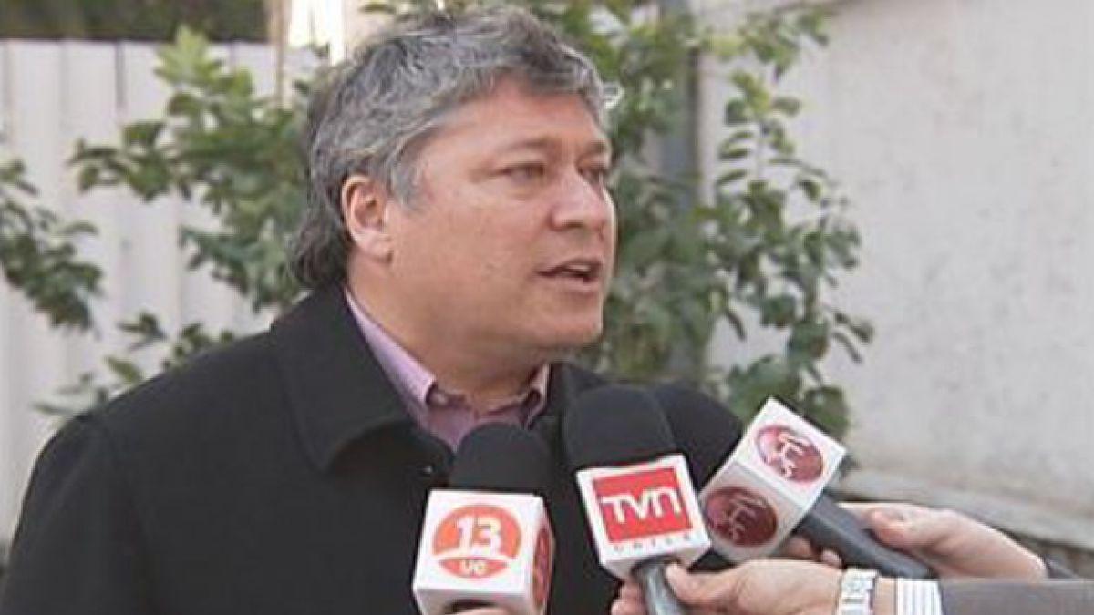 Patricio Yáñez sufrió accidente vascular encefálico