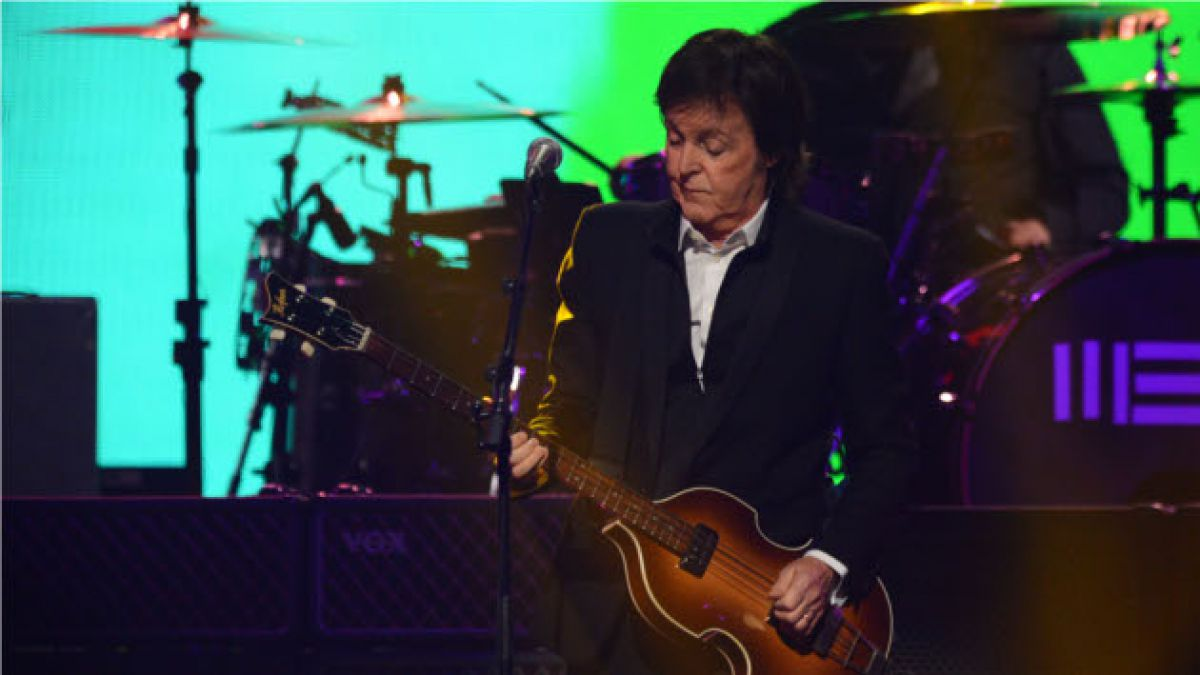 Lima podrá disfrutar de Paul McCartney desde 25 mil pesos chilenos