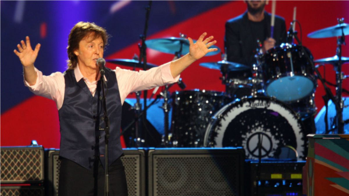 Paul McCartney podría volver a Chile a fines de abril