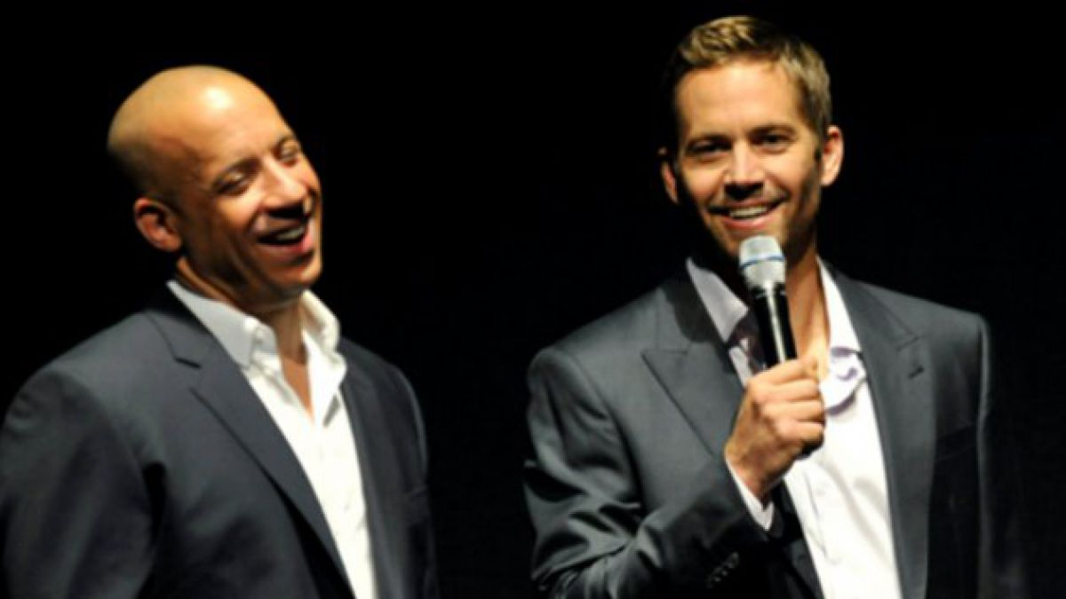 Vin Diesel recuerda a Paul Walker con emotivo video