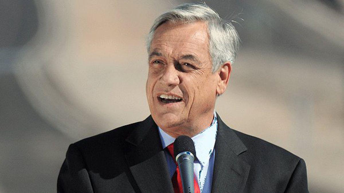 Sebastián Piñera se reúne con su comité político para analizar reforma tributaria