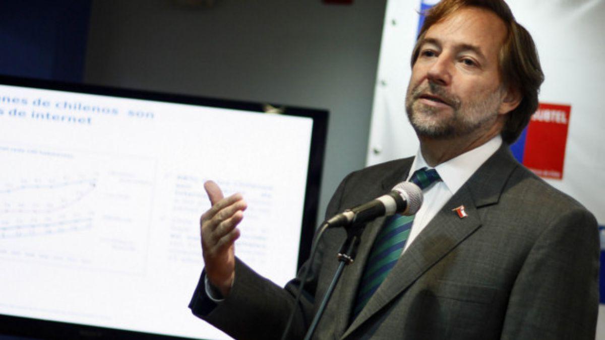 Ex ministro de Sebastián Piñera será asesor de Michelle Bachelet