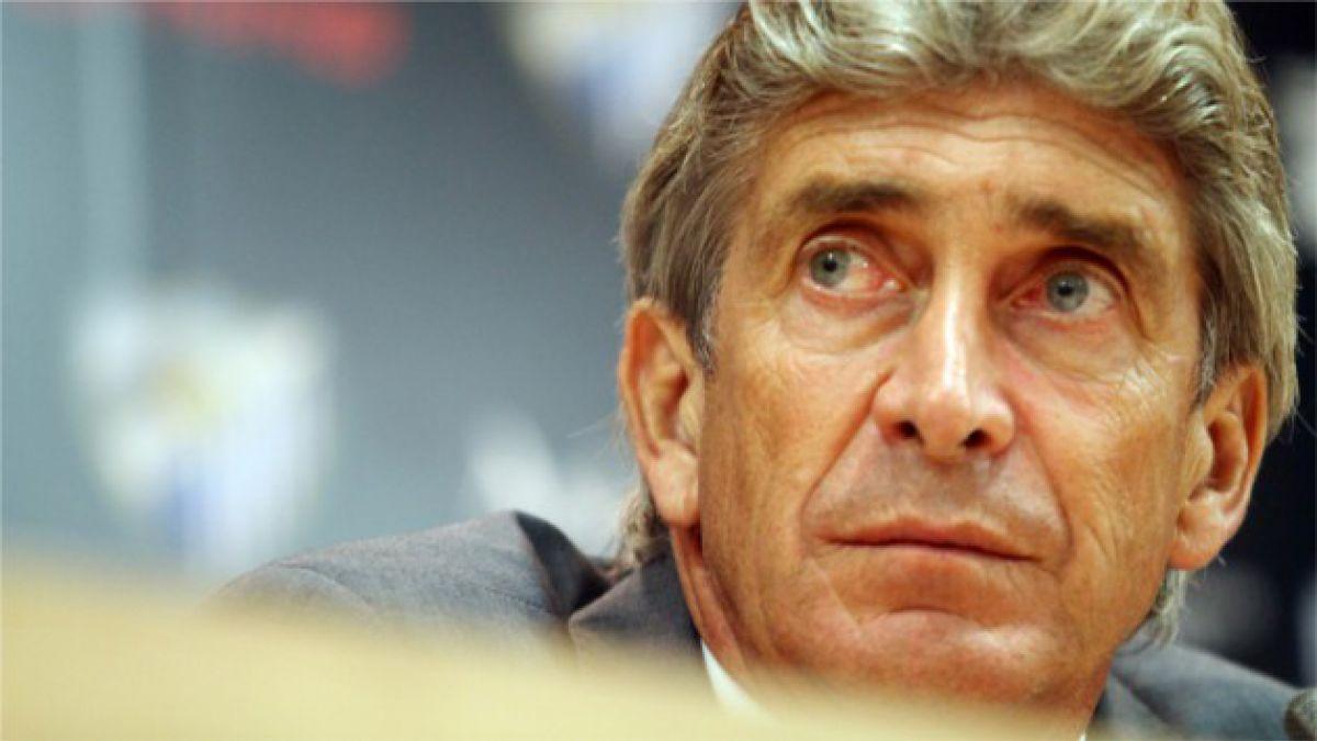 Manuel Pellegrini pide perdón por críticas contra árbitro sueco