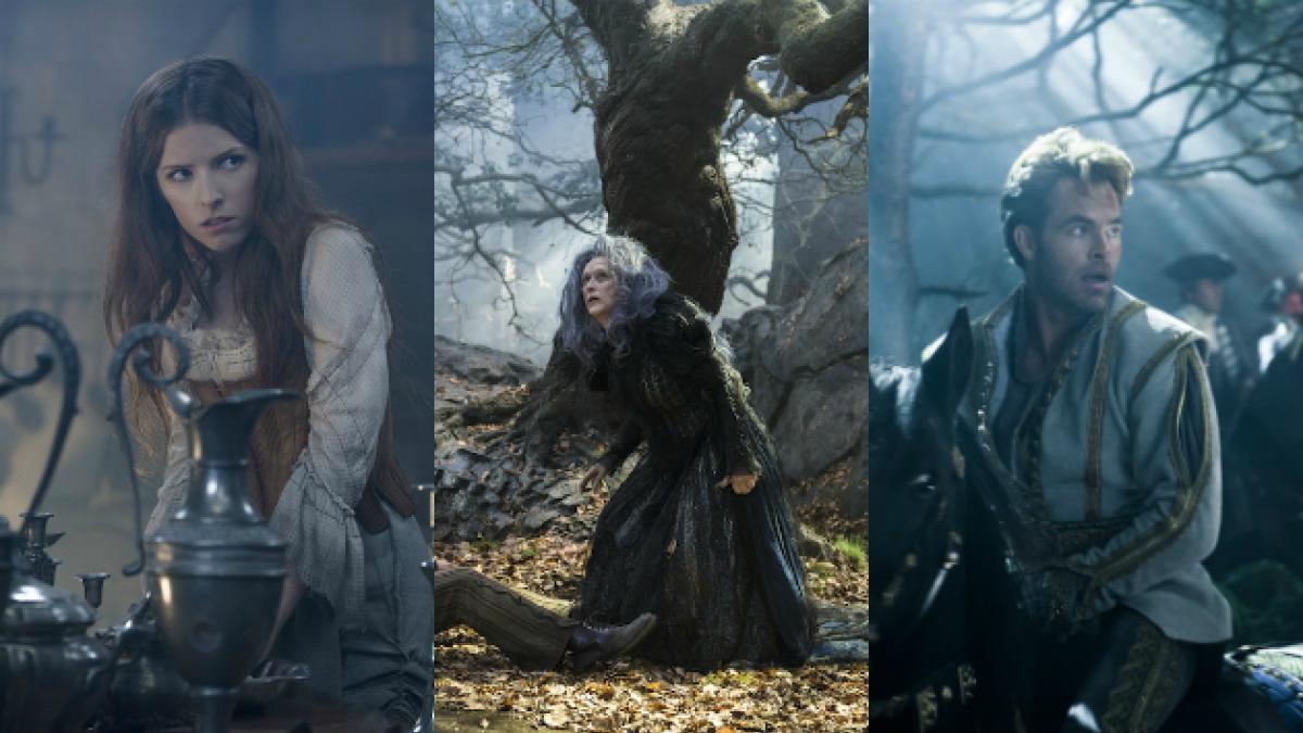 """[FOTOS] Así será """"Into the Woods"""", película que reúne a personajes de los cuentos de hadas"""